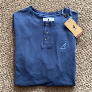 Kangol long sleeve new T-Shirt